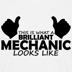 brilliant mechanic T-Shirts - Men's T-Shirt