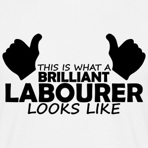 brilliant labourer T-Shirts - Men's T-Shirt