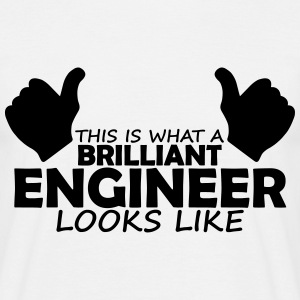 brilliant engineer T-Shirts - Men's T-Shirt