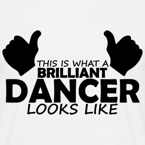 brilliant dancer T-Shirts - Men's T-Shirt