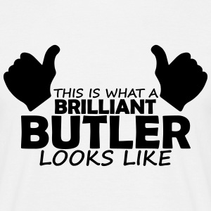 brilliant butler T-Shirts - Men's T-Shirt
