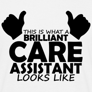 brilliant care assistant T-Shirts - Men's T-Shirt