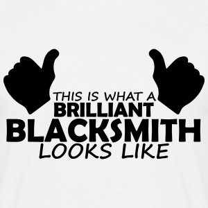 brilliant blacksmith T-Shirts - Men's T-Shirt