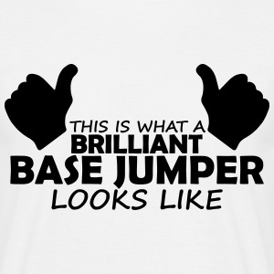 brilliant base jumper T-Shirts - Men's T-Shirt