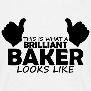 brilliant baker T-Shirts - Men's T-Shirt