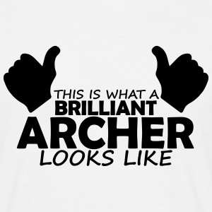brilliant archer T-Shirts - Men's T-Shirt