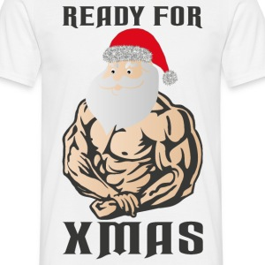 ready for xmas T-Shirts - Mannen T-shirt