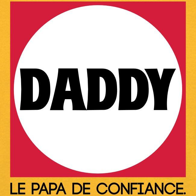 Daddy le papa de confiance