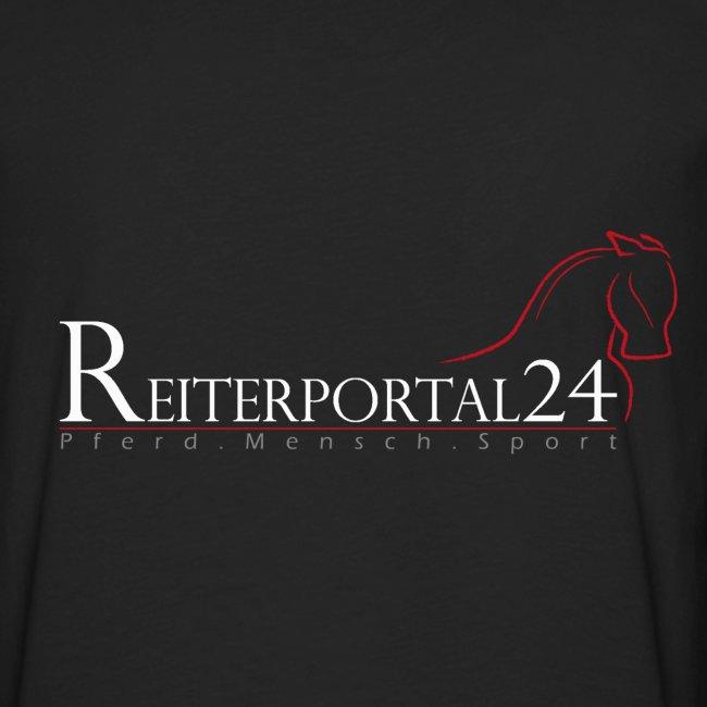 Reiterportal24 Männer Langarmshirt