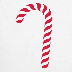 Zuckerstab / candy cane (1c) Baby Bodysuits - Longlseeve Baby Bodysuit