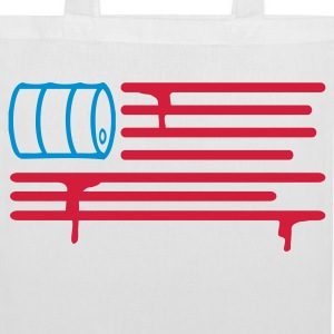 The United States of Oil Bags & Backpacks - Tote Bag