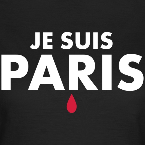 Je Suis Paris 2c Blut Blood