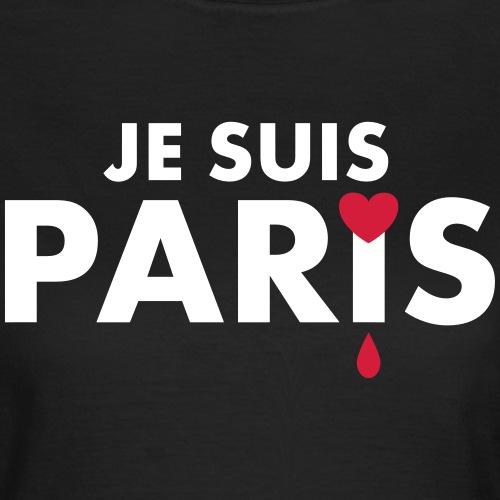 Je Suis Paris Herz Heart Love 2c