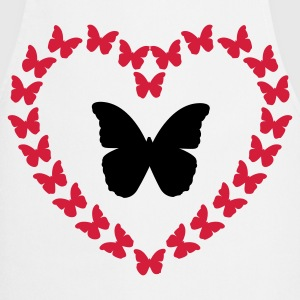 butterflies in the stomach  Aprons - Cooking Apron