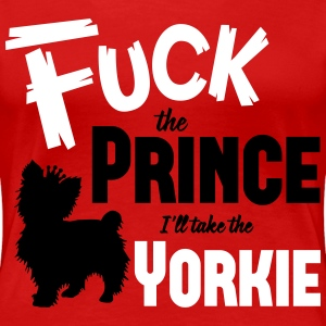 Dog shirt: I'll take the Yorkie Tee shirts - T-shirt Premium Femme