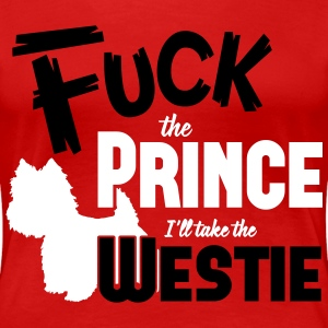 Dog shirt: I'll take the Westie Tee shirts - T-shirt Premium Femme