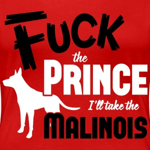Dog shirt: I'll take the Malinois Tee shirts - T-shirt Premium Femme