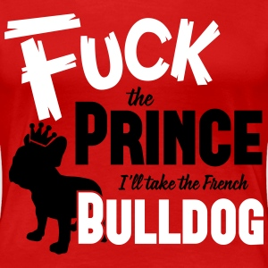 Dog shirt: I'll take the French Bulldog T-shirts - Premium-T-shirt dam