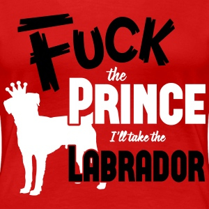 Dog shirt: I'll take the Labrador Tee shirts - T-shirt Premium Femme