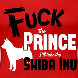 Dog shirt: I'll take the Shiba Inu Magliette - Maglietta Premium da donna