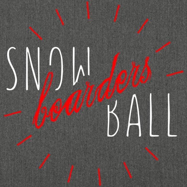 snowBALL VIIII #bag