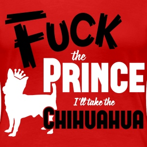 Dog shirt: I'll take the Chihuahua Tee shirts - T-shirt Premium Femme