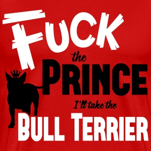 Dog shirt: I'll take the Bull Terrier Tee shirts - T-shirt Premium Homme