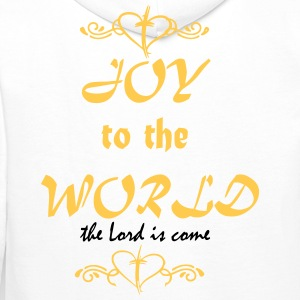 Joy tot he world Sweat-shirts - Sweat-shirt à capuche Premium pour hommes