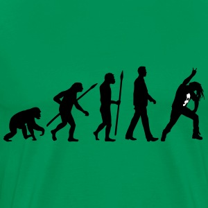 evolution_metal_fan_headbanger_112015_b_ T-Shirts - Männer Premium T-Shirt