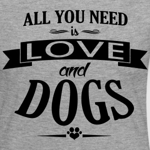 All You Need - Frauen Premium Langarmshirt