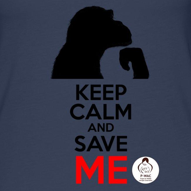 design_keep calm Débardeurs