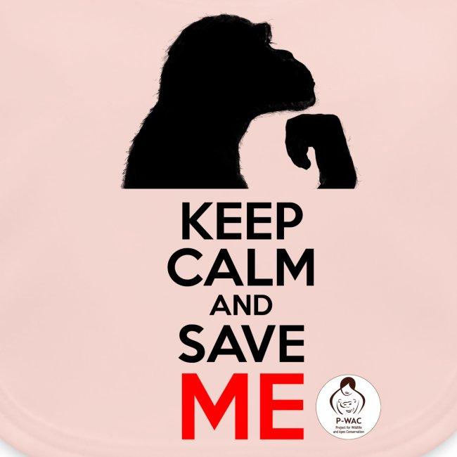 design_keep calm Bavoirs Bébés