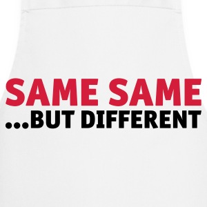 same same, but different  Aprons - Cooking Apron