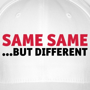 same same, but different Caps & Hats - Flexfit Baseball Cap