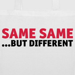 same same, but different Bags & Backpacks - Tote Bag