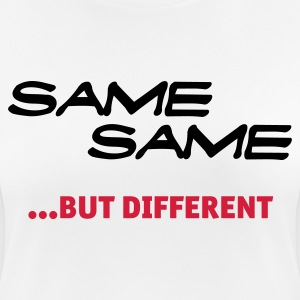 same same, but different T-Shirts - Women's Breathable T-Shirt