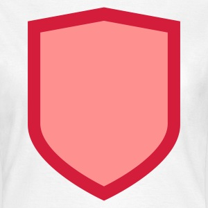 Shield T-shirts - Dame-T-shirt