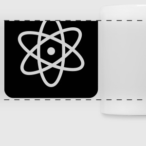 Attention: atomic physics Mugs & Drinkware - Panoramic Mug
