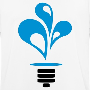 Hydropower Lightbulb T-Shirts - Men's Breathable T-Shirt