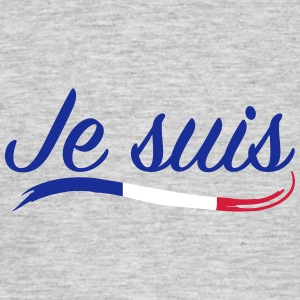 Je suis T-Shirts - Men's T-Shirt
