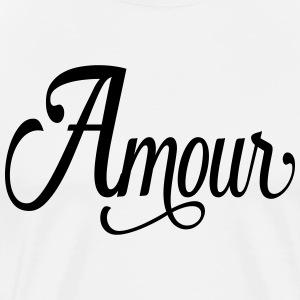 amour Tee shirts - T-shirt Premium Homme