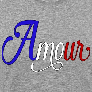 amour france Tee shirts - T-shirt Premium Homme