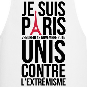 I'm Paris together against extremism terror  Aprons - Cooking Apron