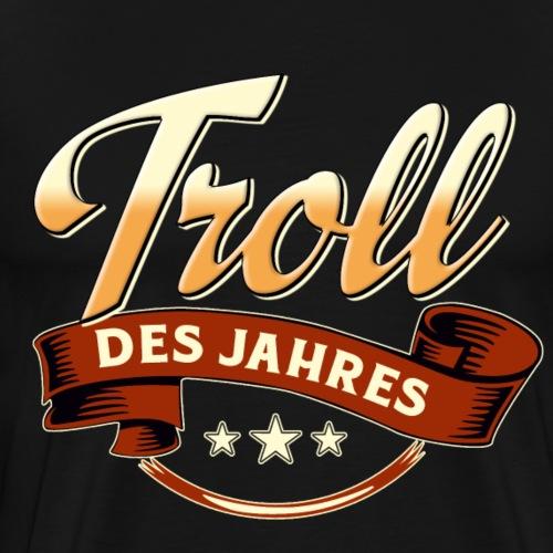 Gamer-Troll des Jahres RAHMENLOS Geschenk