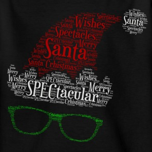 SPECtacular Santa with SPECS patjila Shirts - Teenage T-shirt