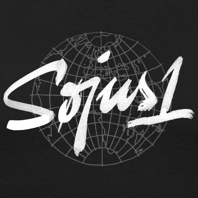 `Søjus1´ T-Shirt (slim, black)