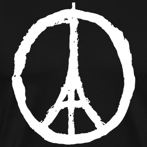 Help for Paris - Männer Premium T-Shirt