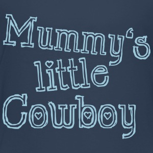Mummy's little Cowboy T-Shirts - Kinder Premium T-Shirt