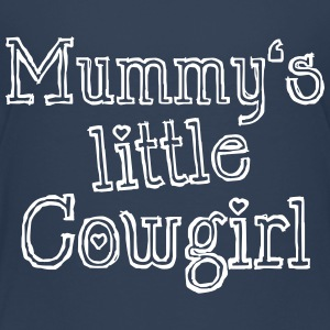 Mummy's little Cowgirl T-Shirts - Kinder Premium T-Shirt
