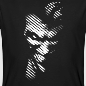 Joker black & white T-shirt herr - Ekologisk T-shirt herr